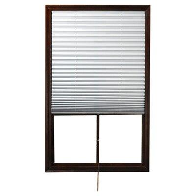 Wayfair Basics Pleated Shade Size: 48 W x 75 L x 1 D