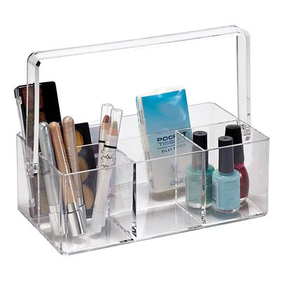 Wayfair Basics Tote Cosmetic Organizer WFBS1461 30171956