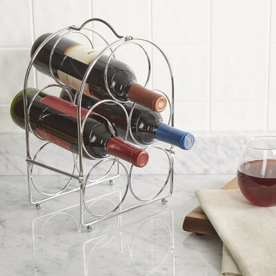 Wayfair Basics 5 Bottle Tabletop Wine Rack