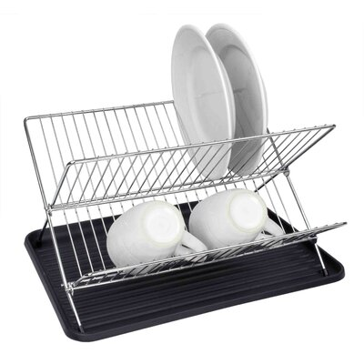 Wayfair Basics Foldable Dish Rack