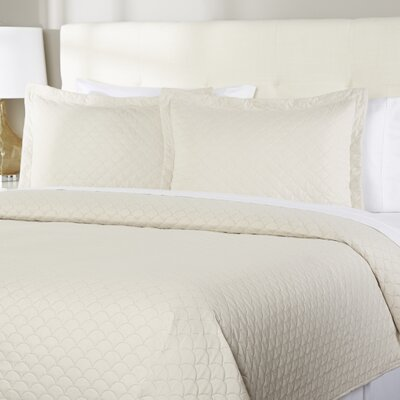 Wayfair Basics Quilt Set Size: King, Color: Taupe