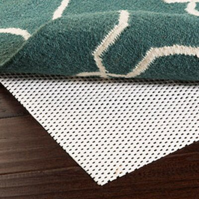 Wayfair Basics Secure Grip Area Rug Pad Rug Size: Oval 8 x 10