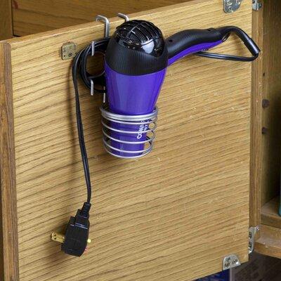 Wayfair Basics Hair Dryer Holder WFBS1514 31457723