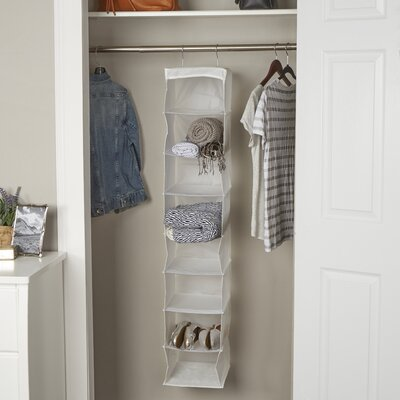 Neary Basics 8 Shelf Hanging Organizer
