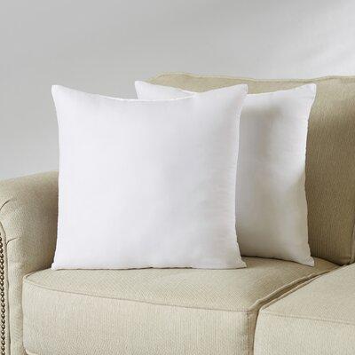 Wayfair Basics Pillow Insert Set Size: 18 H x 18 W x 4 D