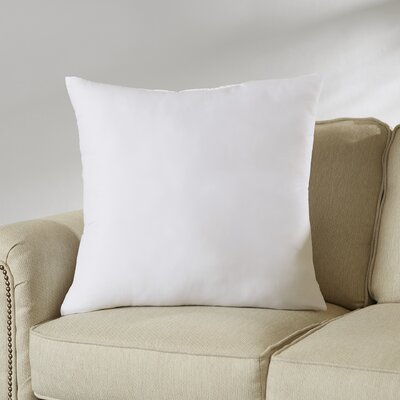 Wayfair Basics Pillow Insert Size: 24 H x 24 W x 4 D