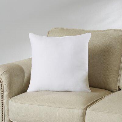Wayfair Basics Pillow Insert Size: 18 H x 18 W x 4 D