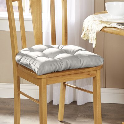 Wayfair Basics Chair Cushion Fabric: Ivory