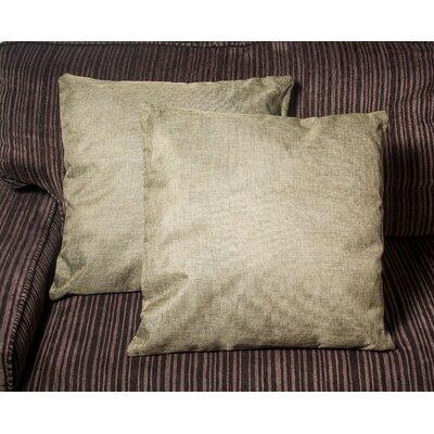Wayfair Basics Throw Pillow Color: Army Green