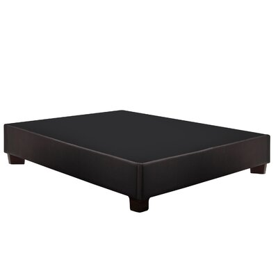 Platform Bed Frame Size: Twin