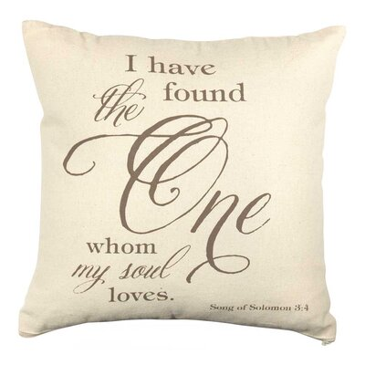 Hague Cotton Blend Throw Pillow RBRS5995 40134404