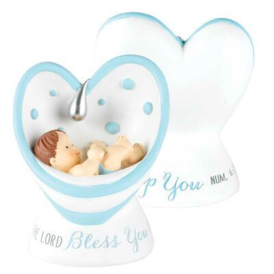 Barbieri Girl Baby Baptist Figurine HBEE8593 43404538