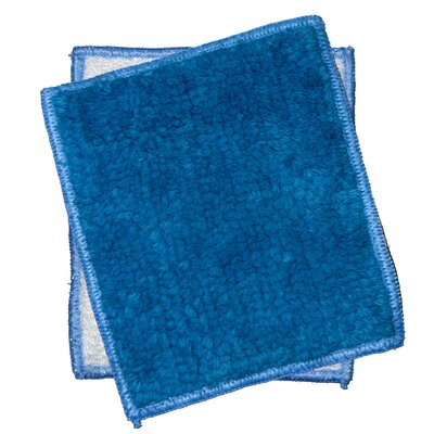 Wash Cloth Color: Blue Jewel