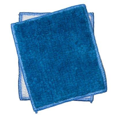 Shrubbies Wash Cloth Color: Blue Jewel