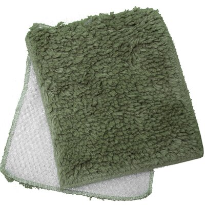 Shrubbies Wash Cloth Color: Olive U