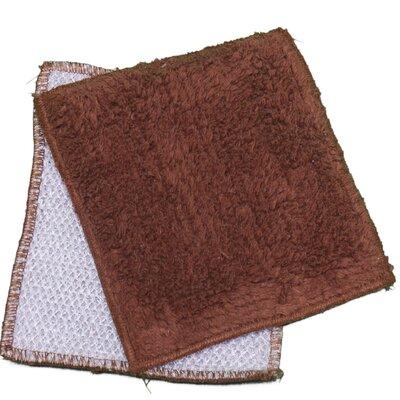 Shrubbies Wash Cloth Color: Copper Cents
