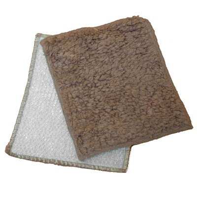 Shrubbies Wash Cloth Color: Rin Tan Tan
