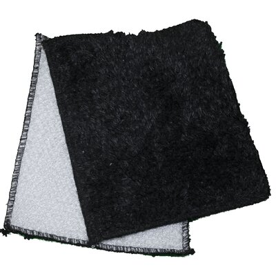 Wash Cloth Color: Black