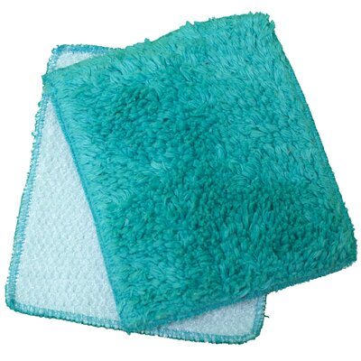 Wash Cloth Color: Tease Me Turquoise