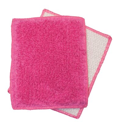 Wash Cloth Color: Yum Yum Bubble Gum