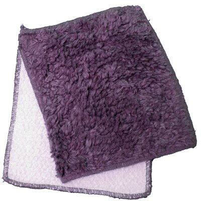 Shrubbies Wash Cloth Color: Giggly Grape