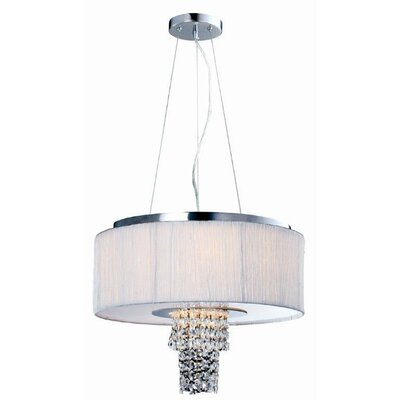 Adrienne 6-Light Drum Chandelier