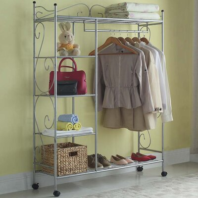 Home Storage Solutions 48W Closet System