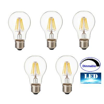 12W E26 LED Vintage Filament Light Bulb