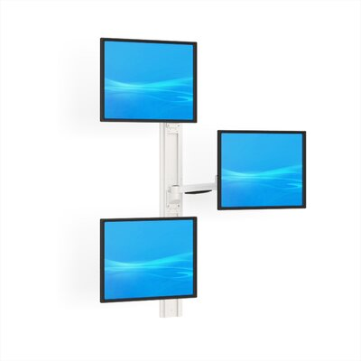 Universal 3 Screen Wall Mount