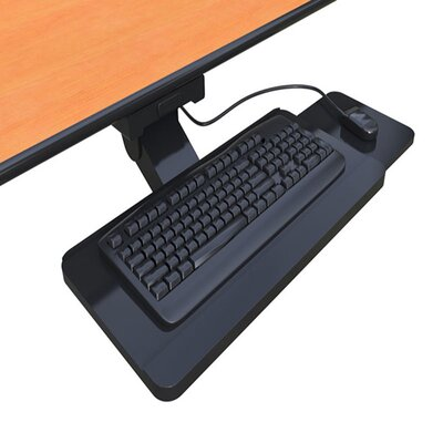 6 H x 30.5 W Desk Keyboard Platform