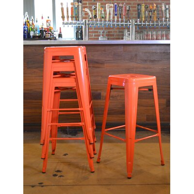 "Loft Metal 30"" Bar Stool"
