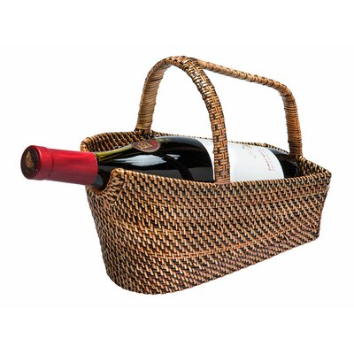 Nito 1 Bottle Tabletop Wine Rack