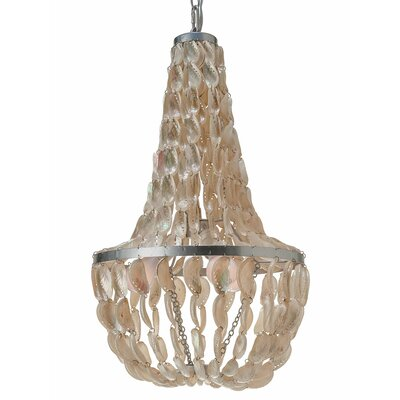 Manor 3-Light Empire Chandelier