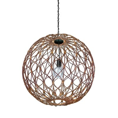 Infinity 1-Light Globe Pendant