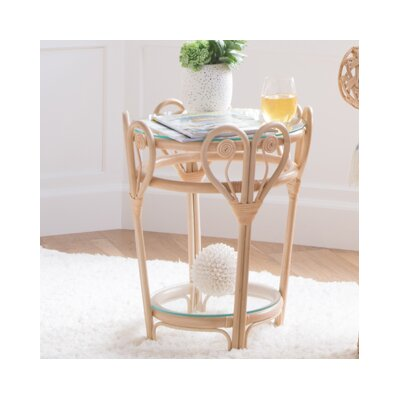 Patton Side Table Color: Natural
