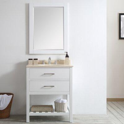 Foligno 30 Single Vanity Set with Mirror