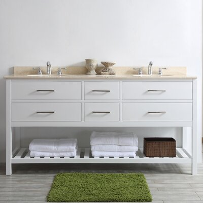 Foligno 60 Double Vanity Set