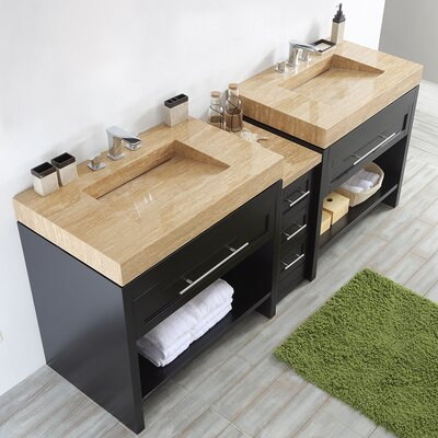 Bolzana 84 Double Vanity Set