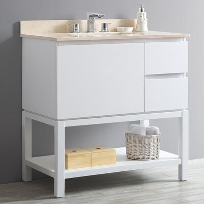 Venzia 36 Single Vanity Set