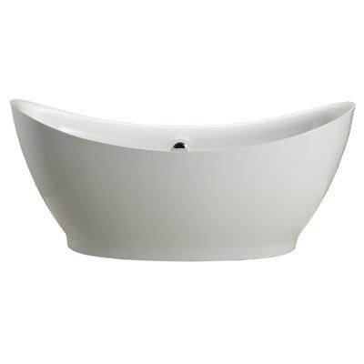 Divinity 67.5 x 31.5 Soaking Bathtub