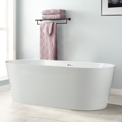Lumina 59 x 29.5 Soaking Bathtub