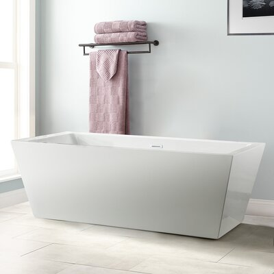 Calliope 67 x 31 Soaking Bathtub