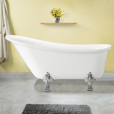 Jacqueline 70 x 30 Soaking Bathtub