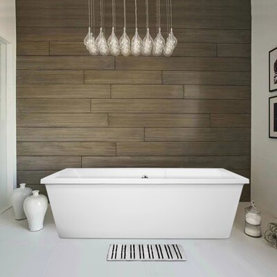 Ancona 70 x 32 Freestanding Soaking Bathtub