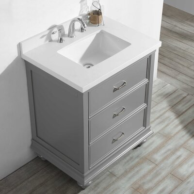 Vaughn 30 Bathroom Vanity Set