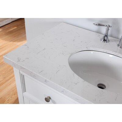 Rome 35 Single Bathroom Vanity Set