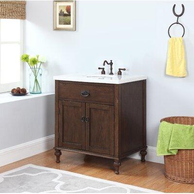 Roseberry 32 Single Bathroom Vanity Set