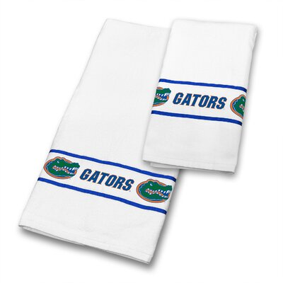 Florida University 2 Piece Towel Set