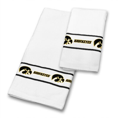 Iowa University 2 Piece Towel Set