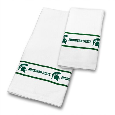 Michigan State 2 Piece Towel Set